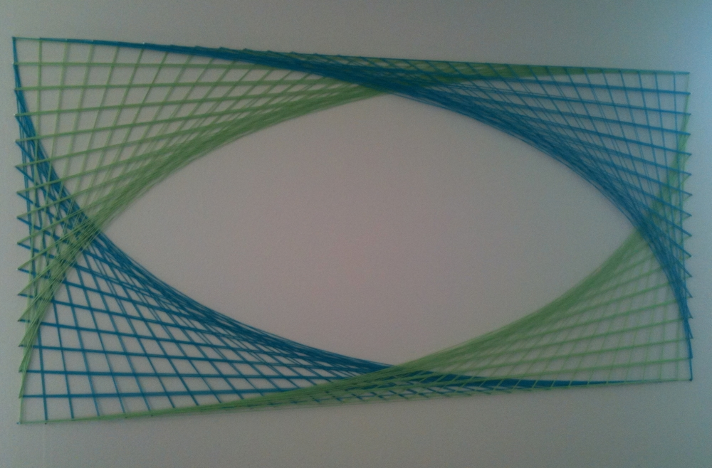 String Art (Symmography) (1/6)