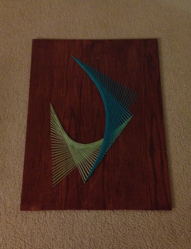 String Art (Symmography)---Part 2 (5/6)
