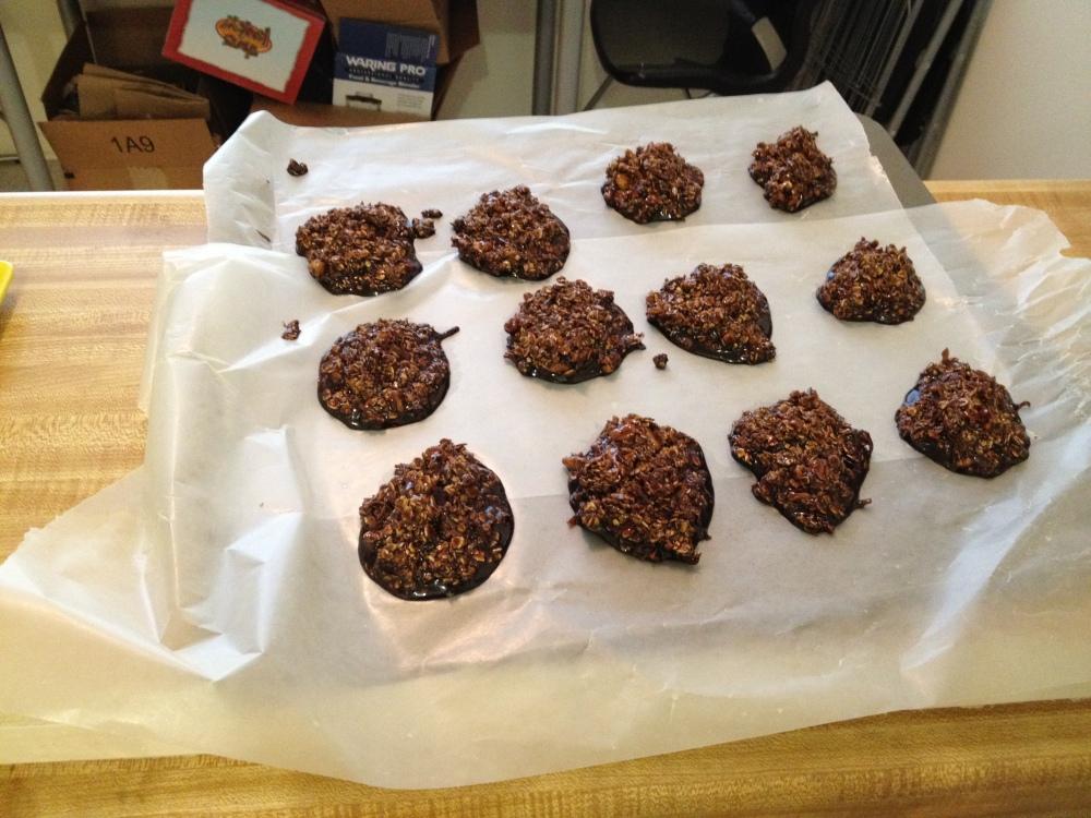 Grandma Enright's No-Bake Oatmeal Cookies (1/5)
