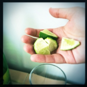 Quarter limes