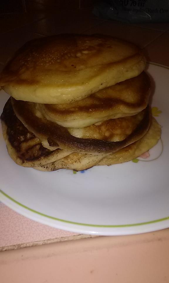 Gluten-Free Grand Marnier Pancakes (1/2)